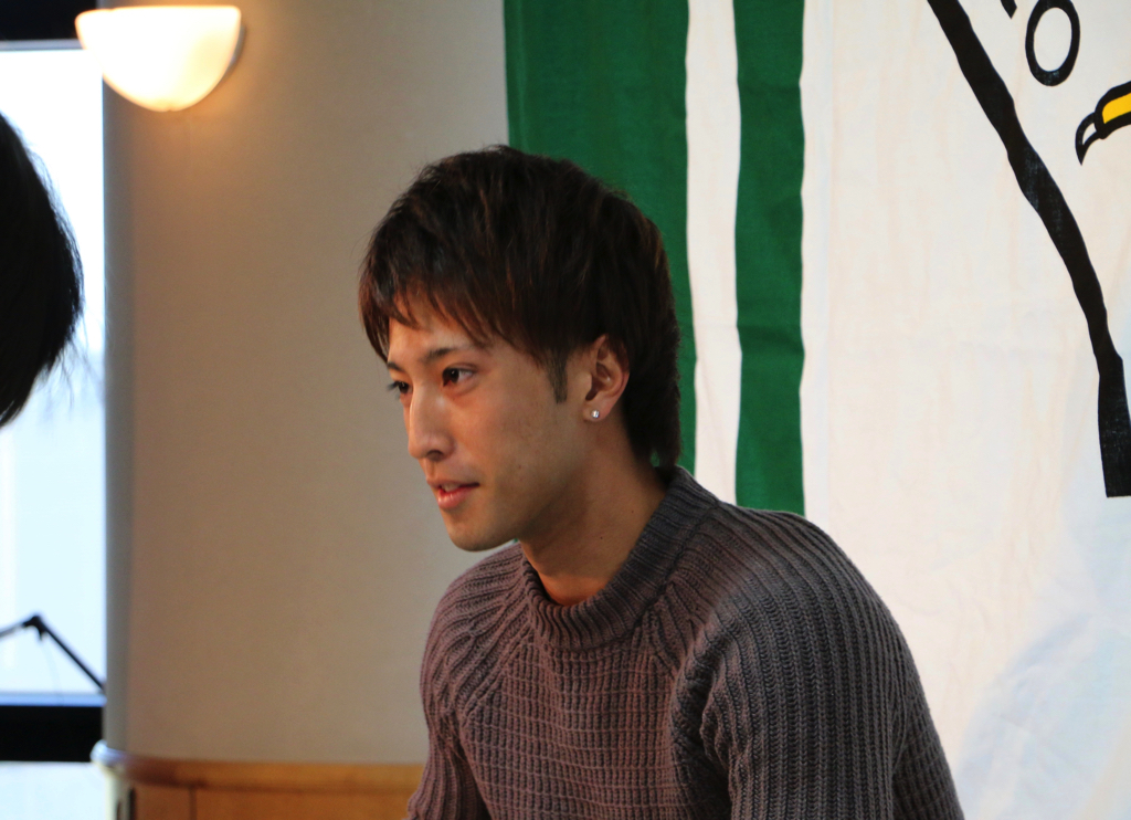 南秀仁選手
