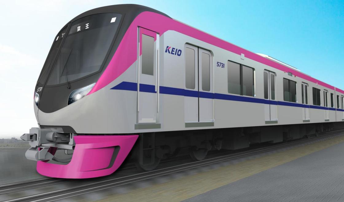 京王線新型車両「5000系 」