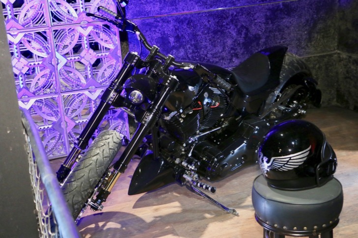 雨宮兄弟のバイク