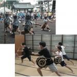 町田市 矢部八幡宮獅子舞保存会