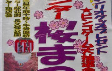 多摩センター桜まつり2017