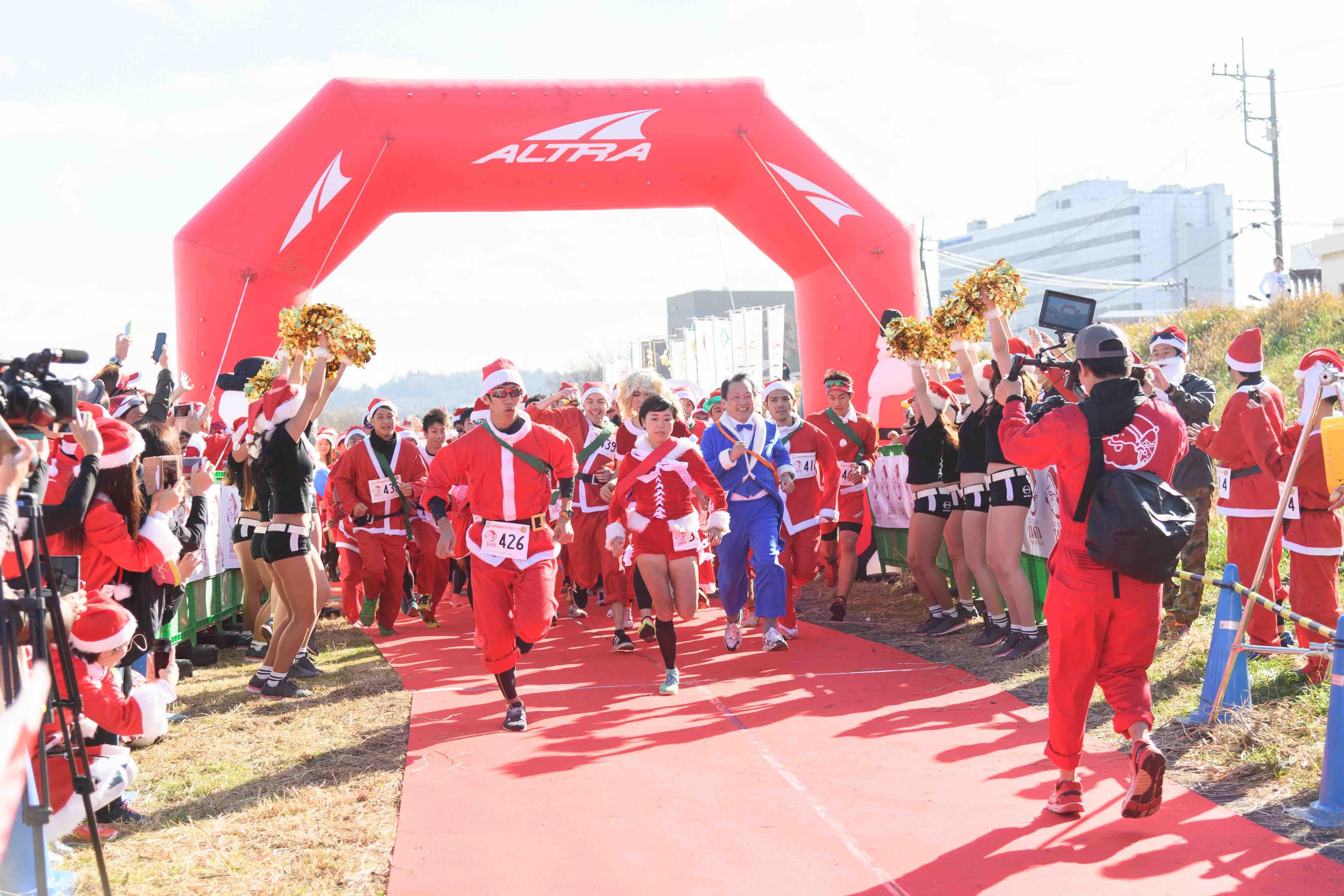 第5回 聖蹟サンタマラソン