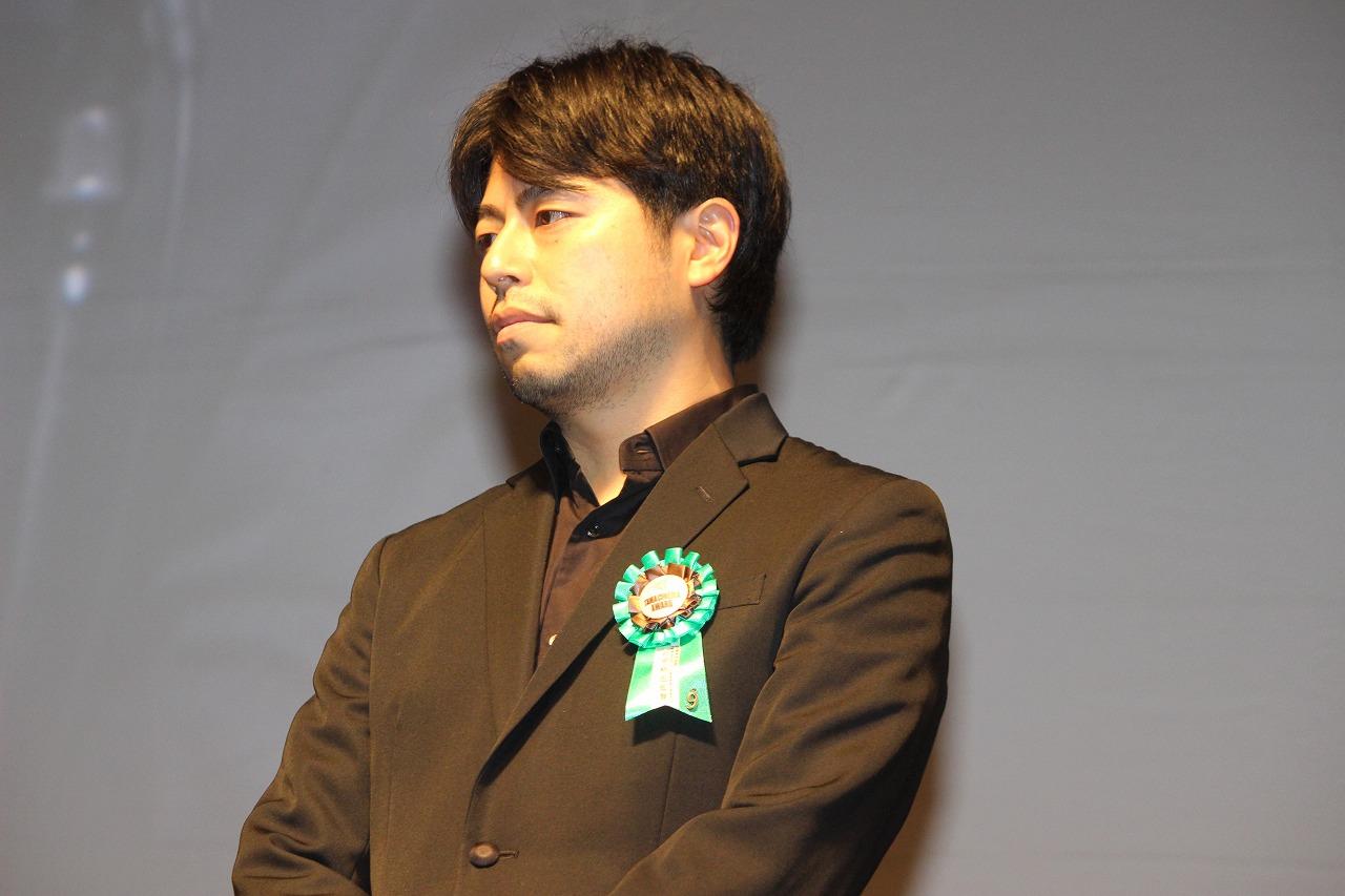 最優秀作品賞 石井裕也監督