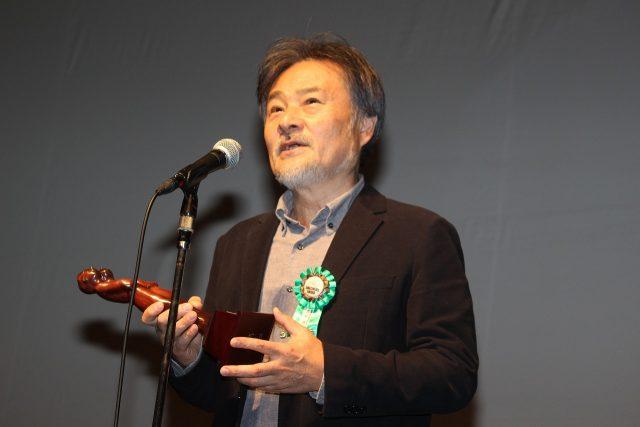 黒沢清監督。
