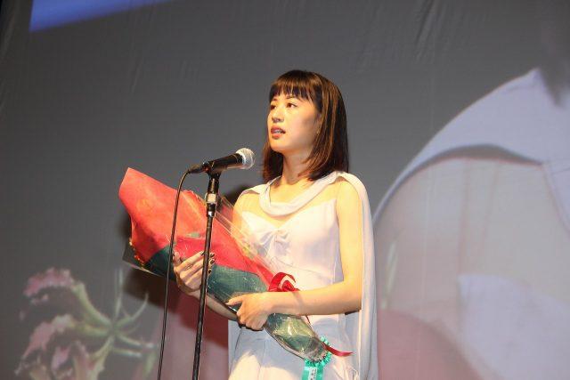 最優秀新進女優賞 石橋静河