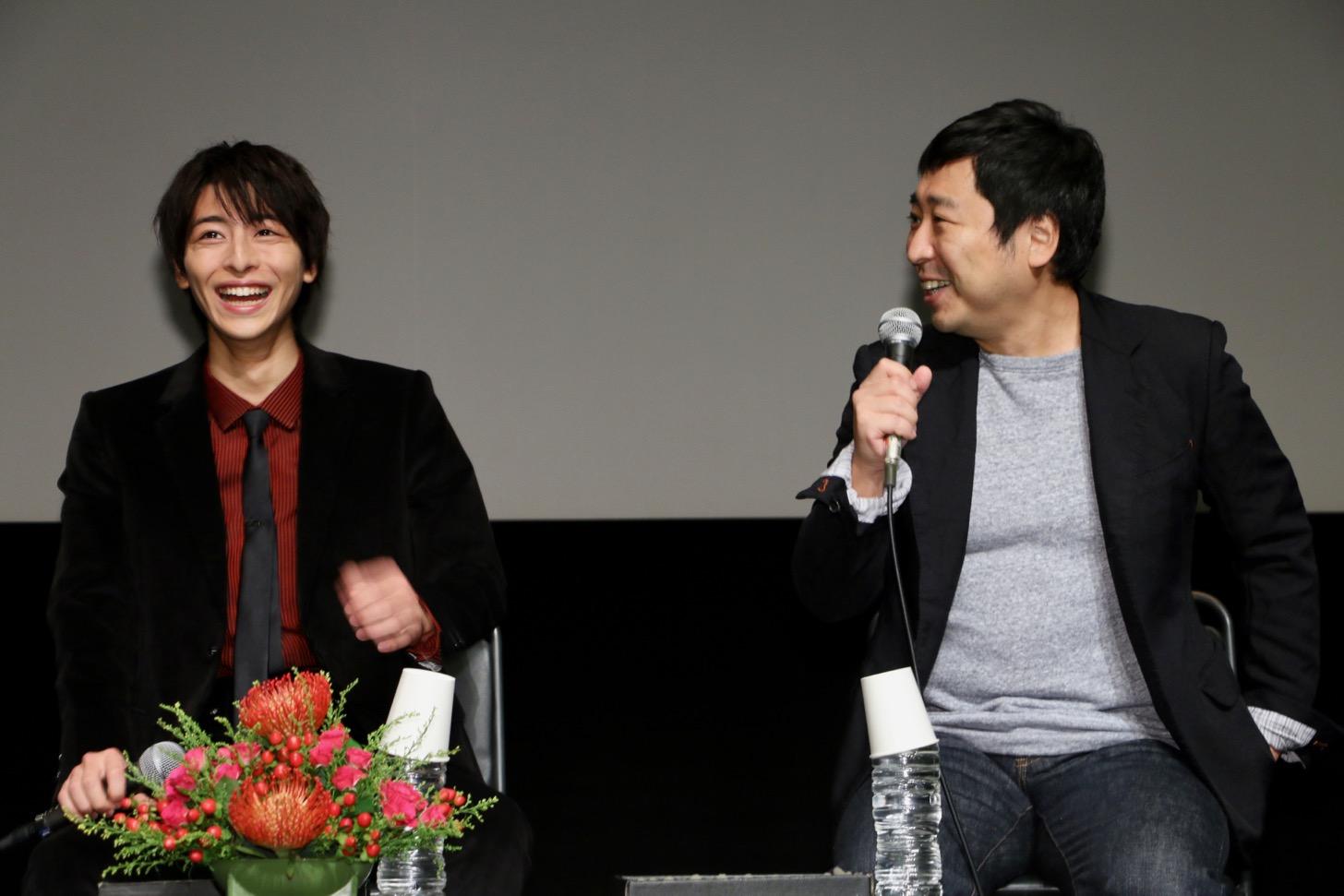 高杉真宙さんと小林監督