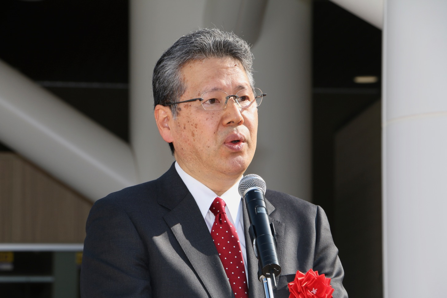 東京都多摩動物公園 園長 永井清さん