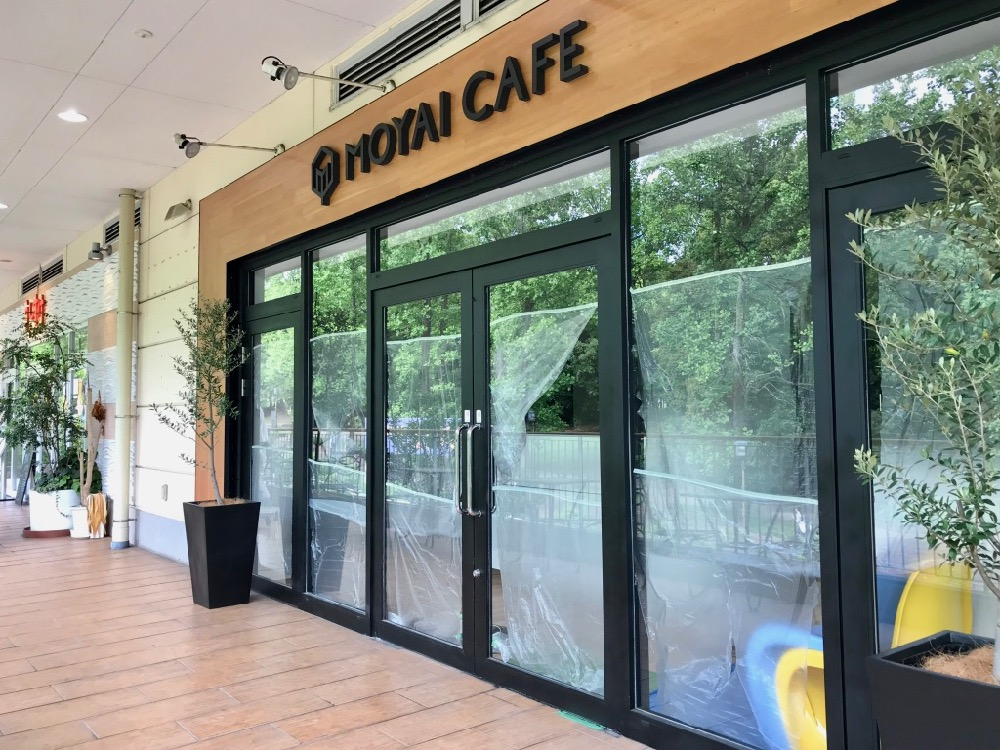 MOYAI CAFE