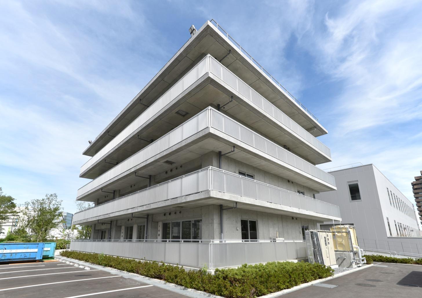 長谷工技術研究所 住宅事件棟 写真提供:長谷工コーポレーション