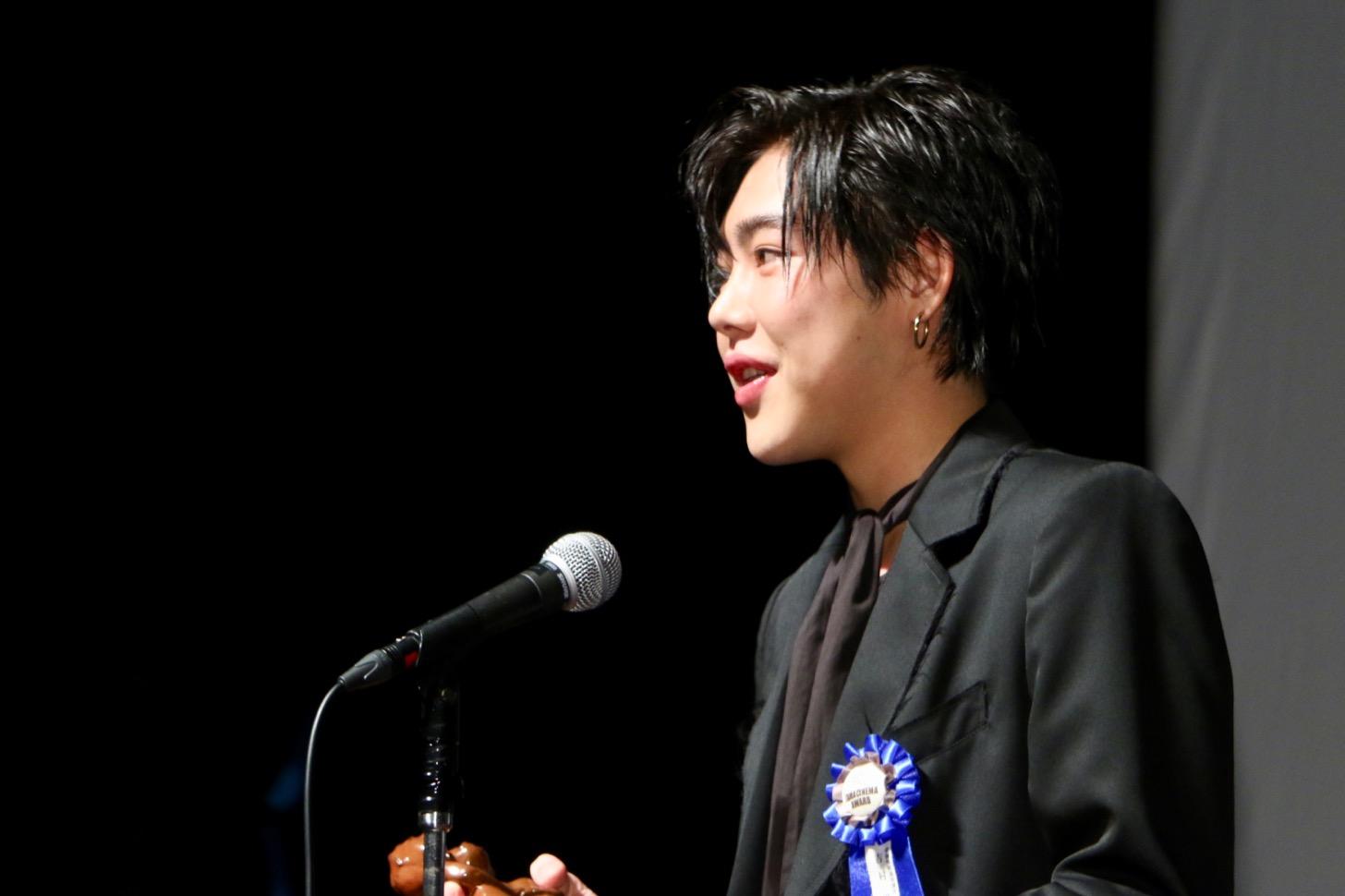 最優秀新進男優賞 吉村界人