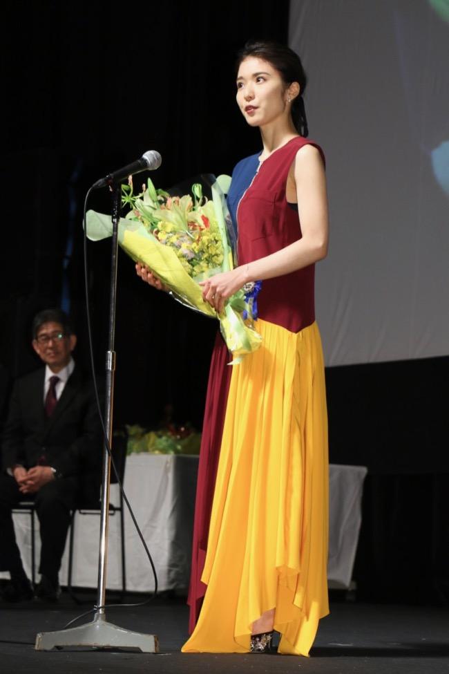 最優秀女優賞 松岡茉優