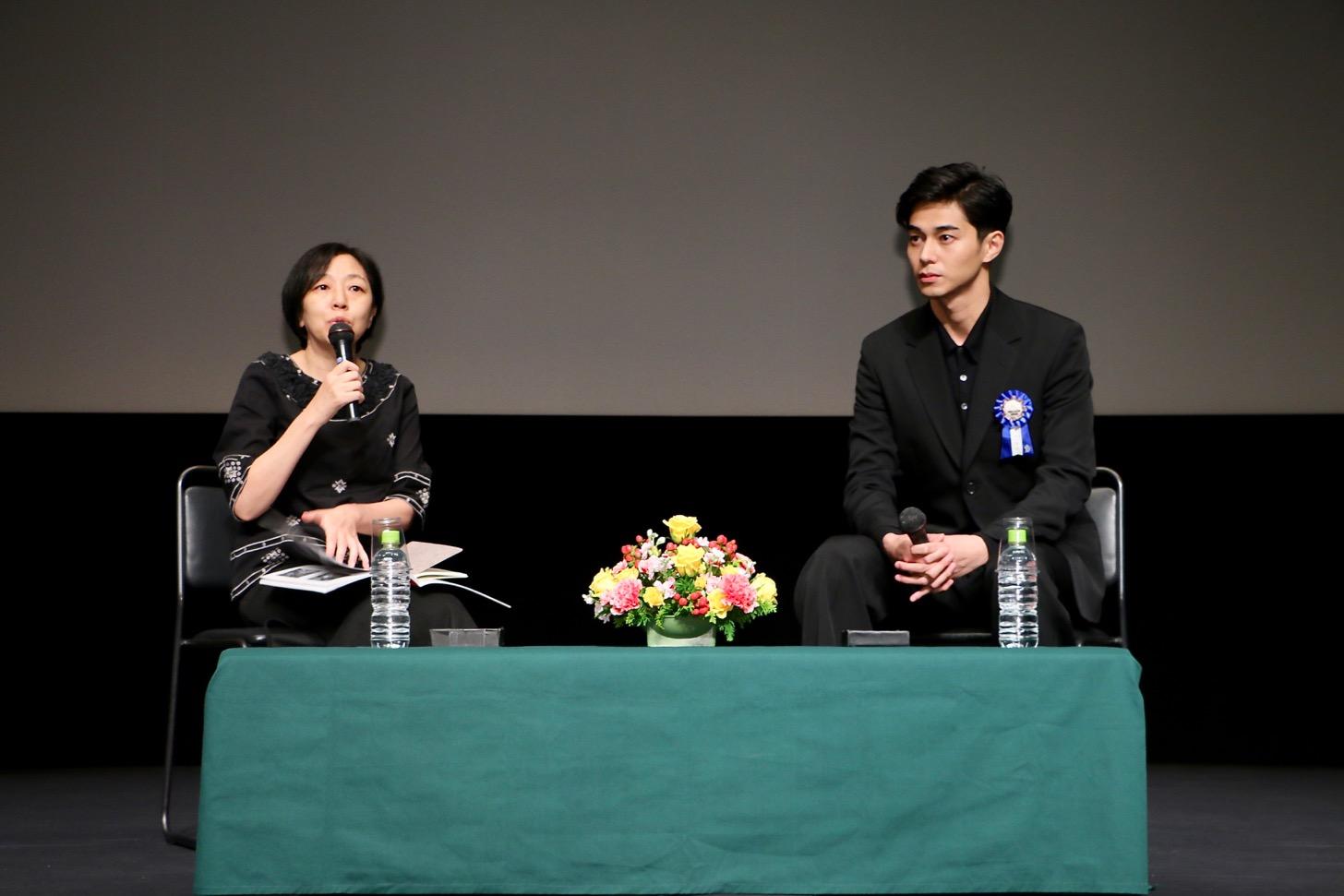 東出昌大第28回映画祭TAMA CINEMA FORUM2日目