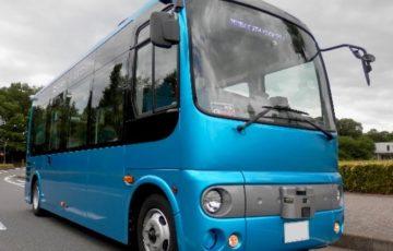 多摩ニュータウンにて自動運転バスのサービス実証実験