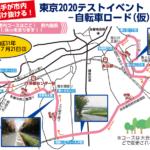 東京2020テストイベント自転車ロード(仮)