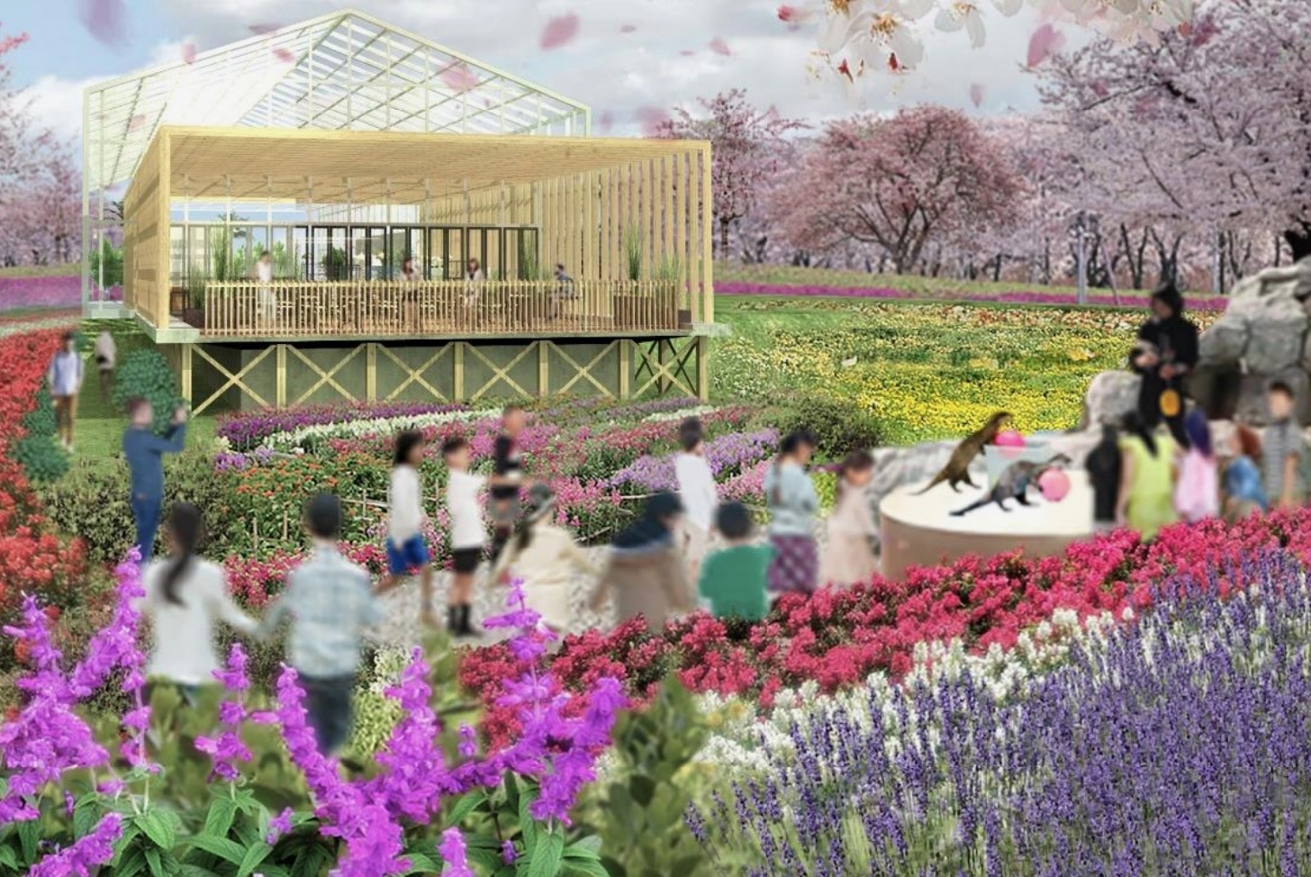エンタメ植物園のイメージ画像