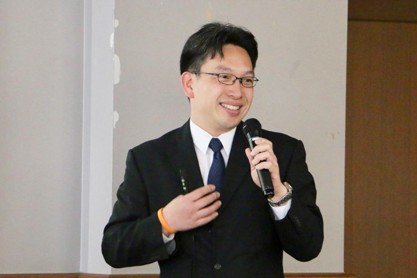 一般社団法人全国老人ホーム紹介機構(JRS)理事長の真山英二さん