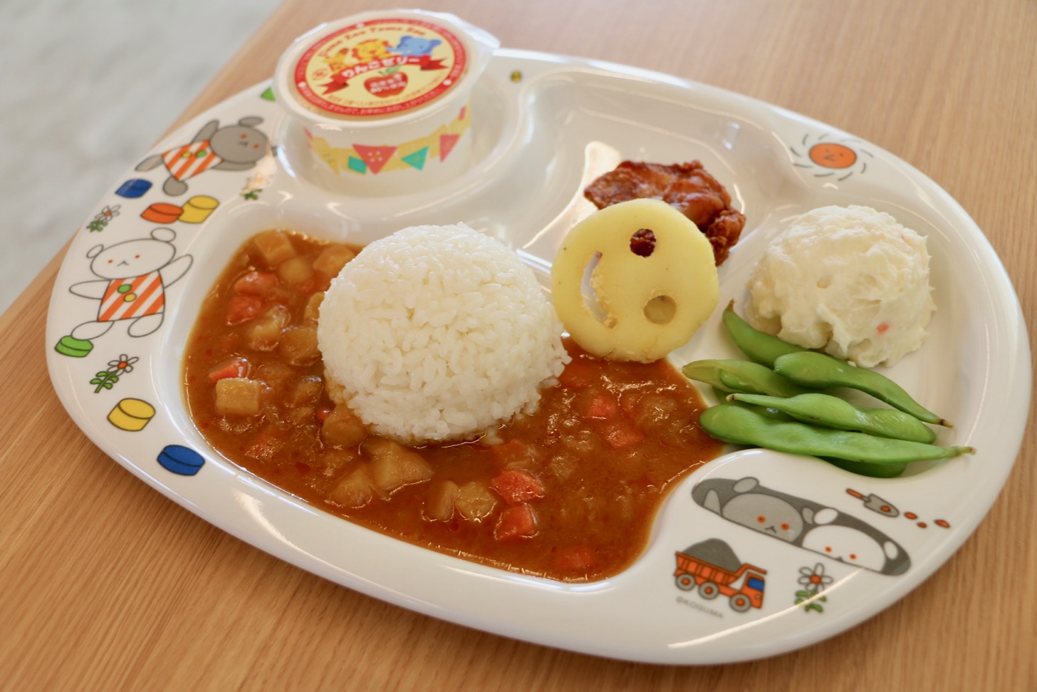 キッズランチカレー(500円税込)
