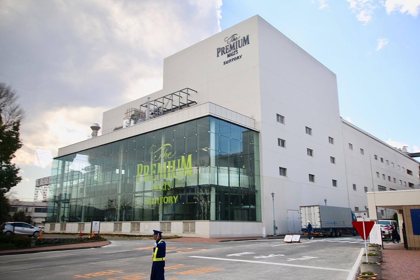 〈天然水のビール工場〉東京府中市・武蔵野ブルワリー