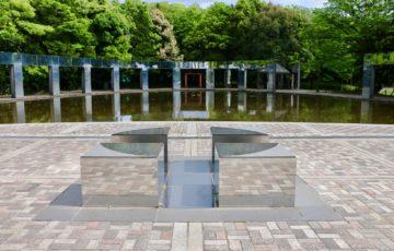 パルテノン多摩 きらめきの池