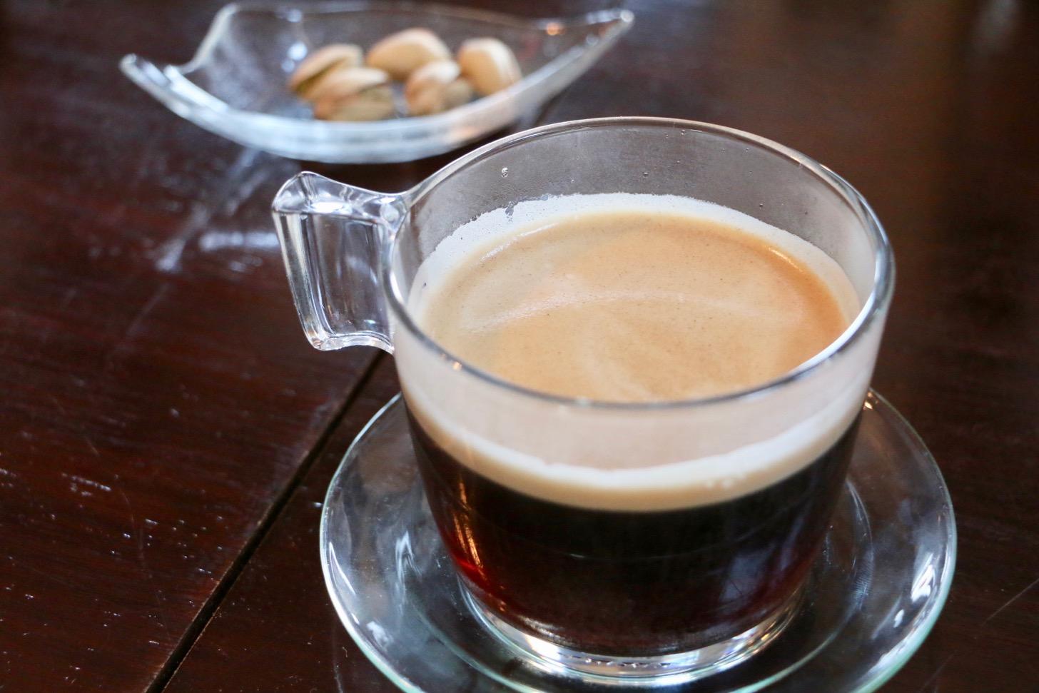 アリーシアカフェ コーヒー