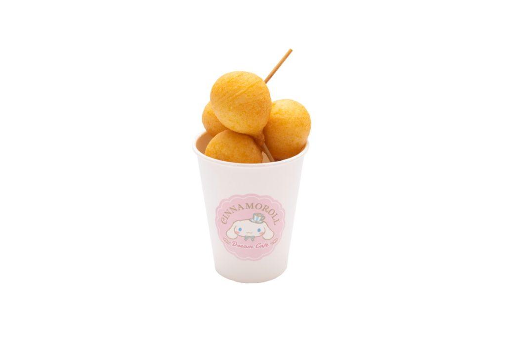 チーズドッグカップ 500円(税込)