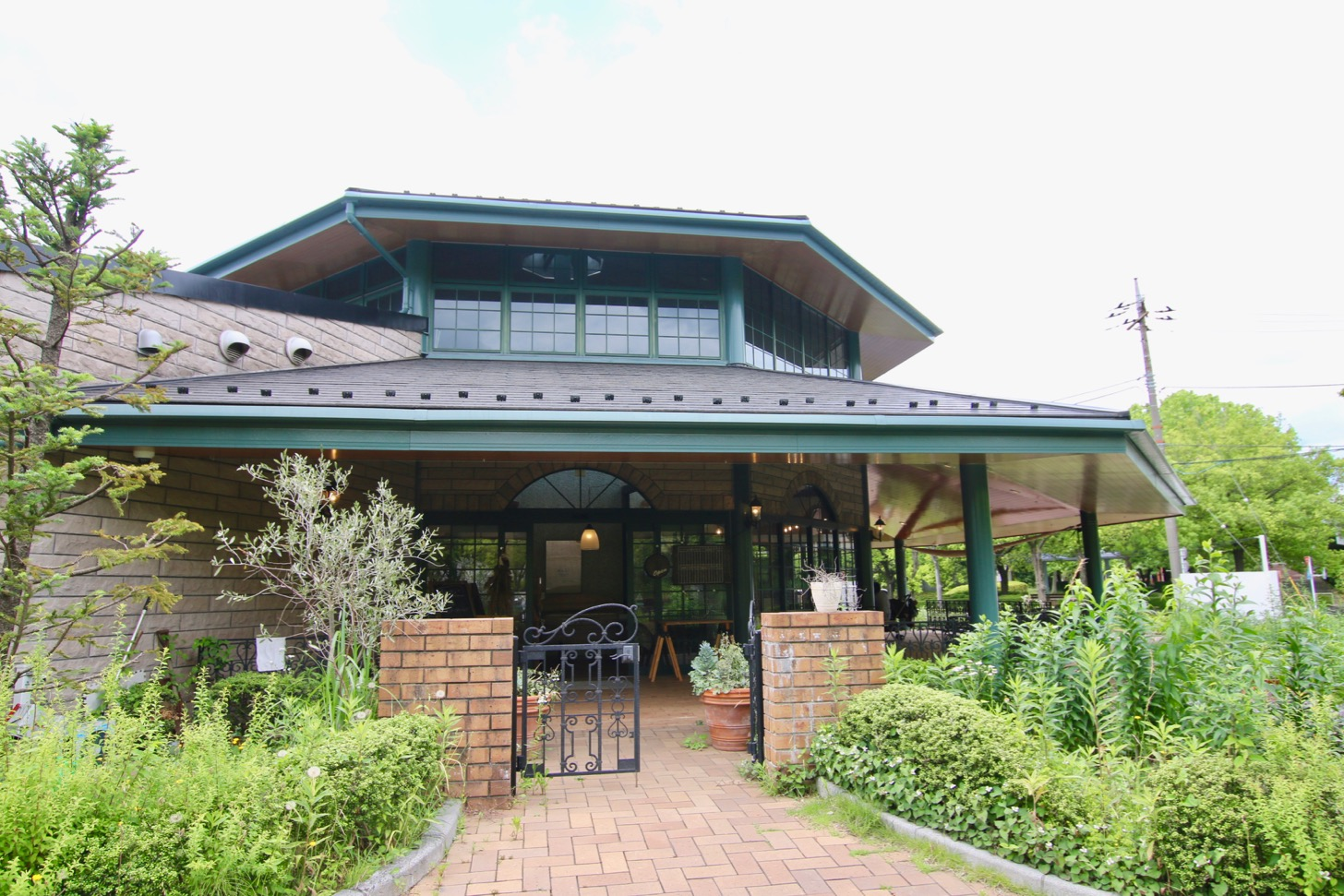 【豊ヶ丘】moi bakery(モイベーカリー)外観