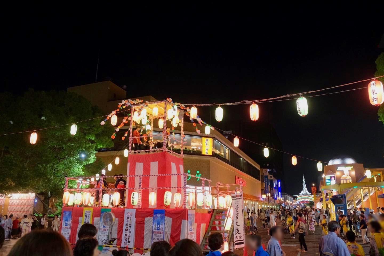 落合夏祭大盆踊り大会