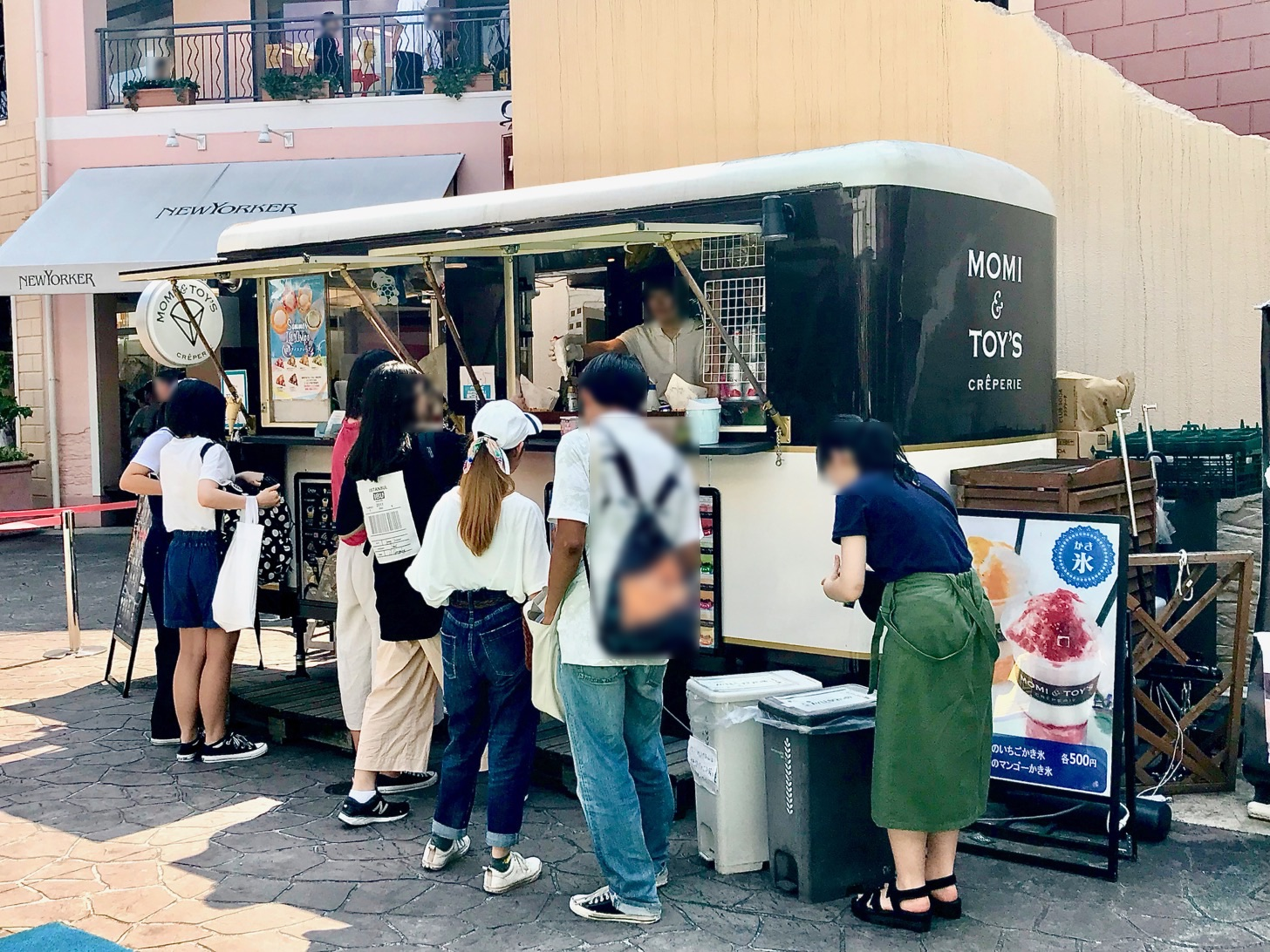 MOMI&TOY'S 三井アウトレットパーク南大沢店 外観