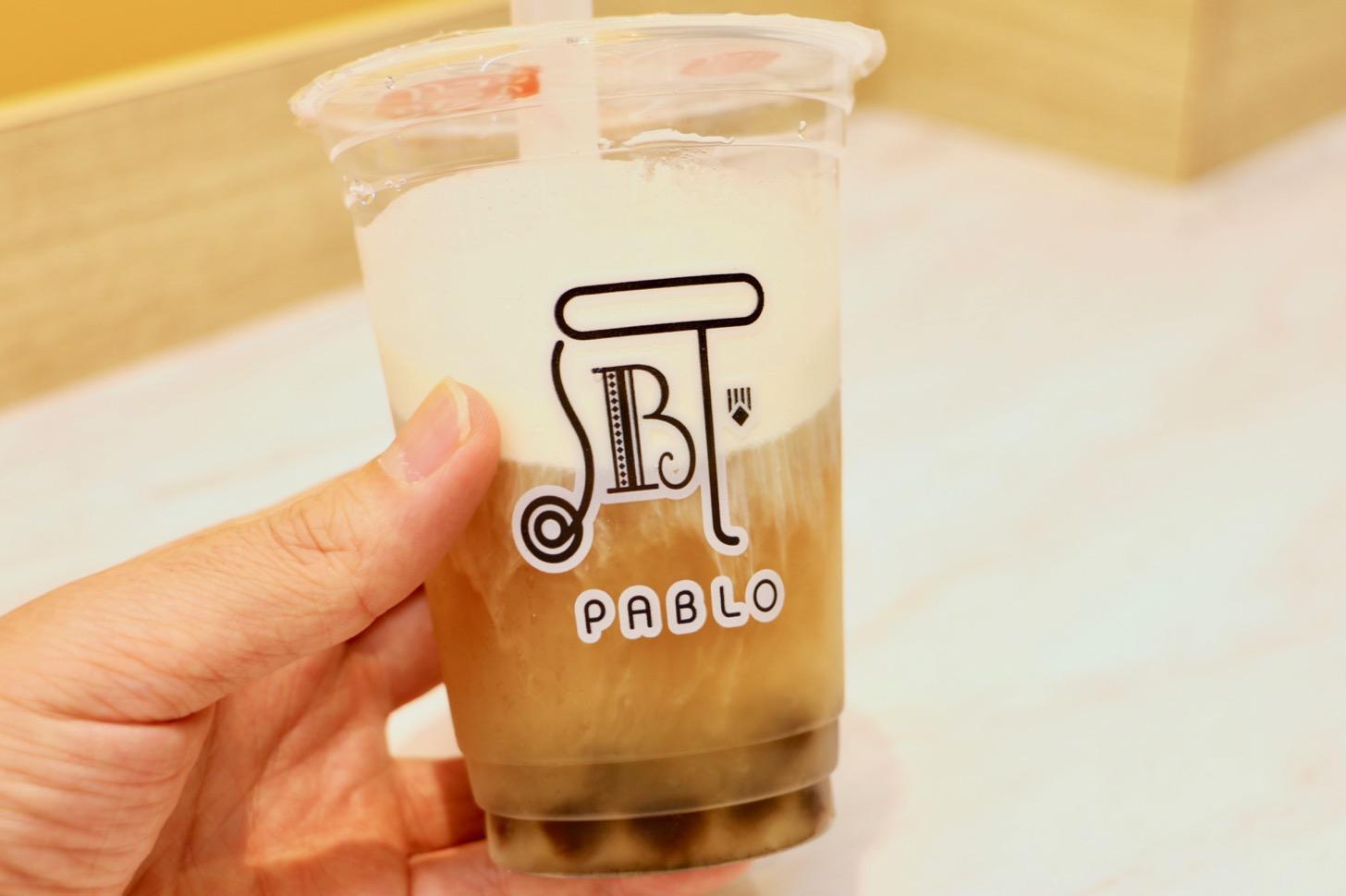 PABLO mini(パブロミニ)パブロ タピオカチーズティー(鉄観音茶)