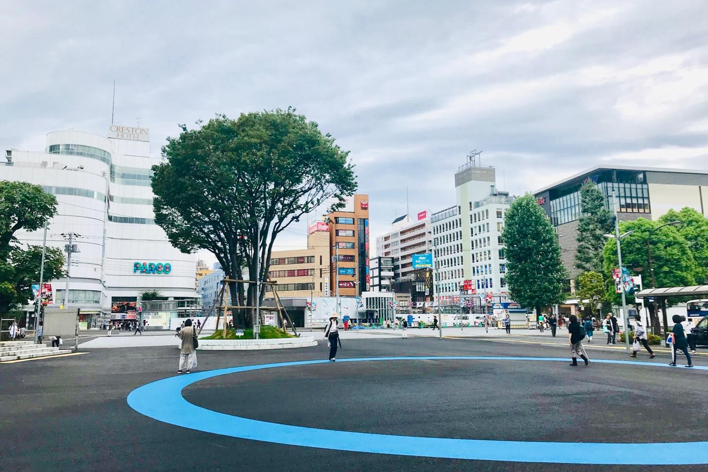 【ラグビーワールドカップ2019】調布駅前広場で「ファンゾーン in 東京」が開催。ラグビーアクティビティ会場