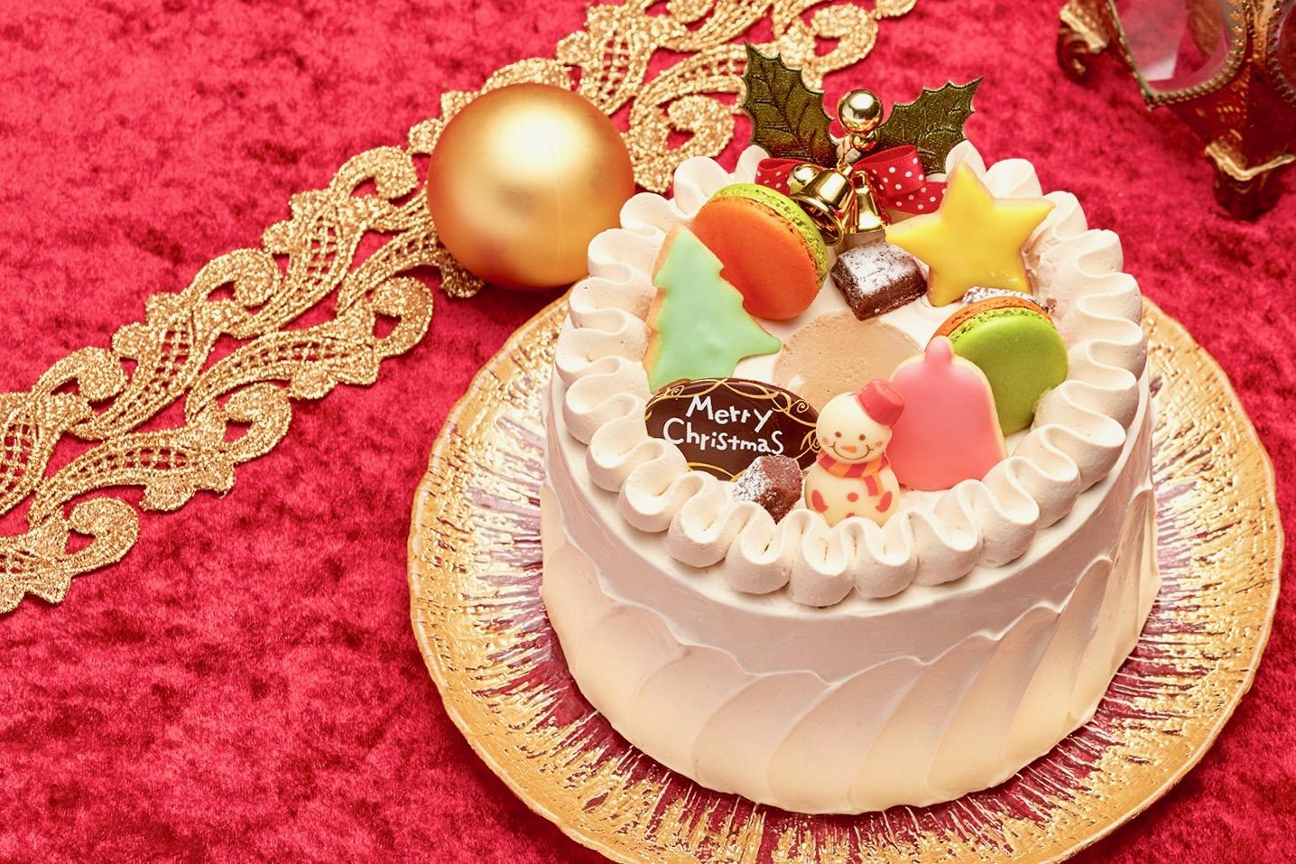 京王プラザホテル多摩のクリスマスケーキ2019 カシュミール