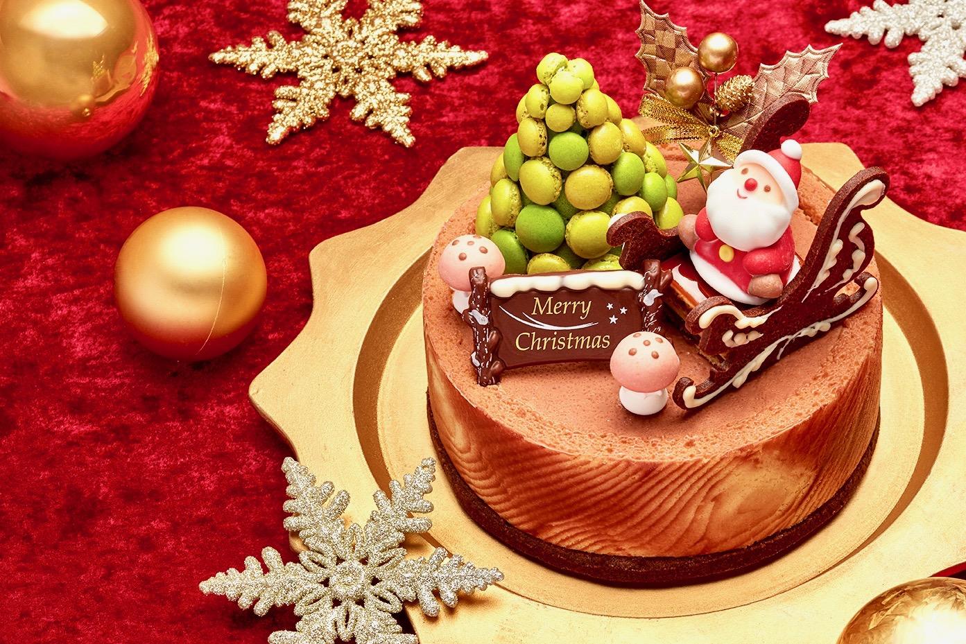 京王プラザホテル多摩のクリスマスケーキ2019 ランデヴー