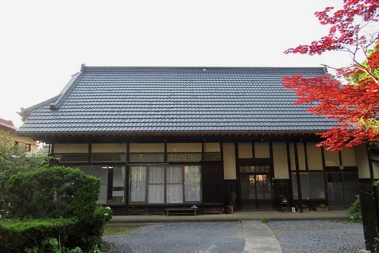 川井家住宅主屋(写真提供:多摩市)