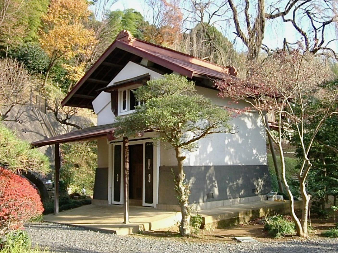 旧川井家住宅土蔵