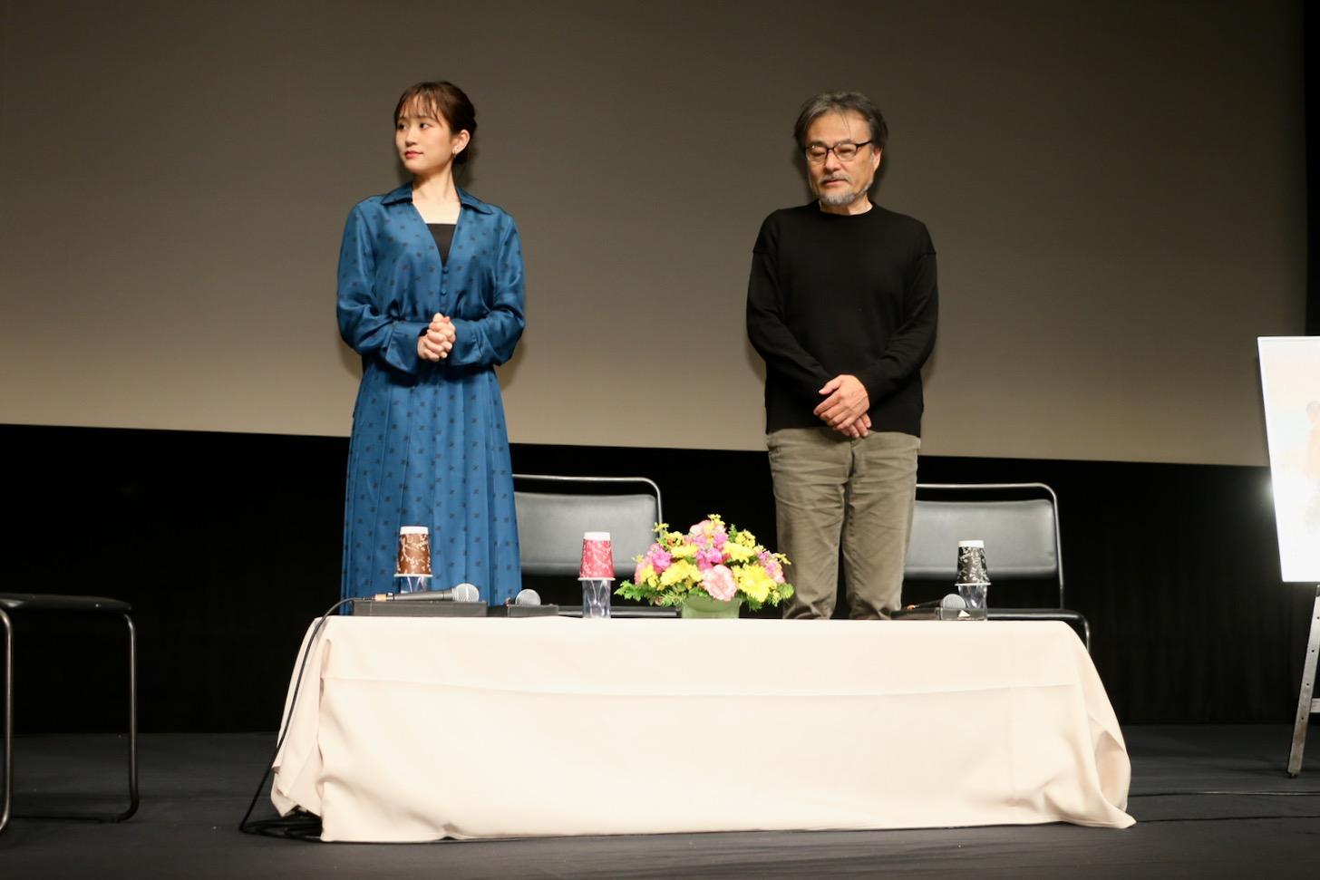 前田敦子さんち黒沢清監督 第29回映画祭TAMA CINEMA FORUM