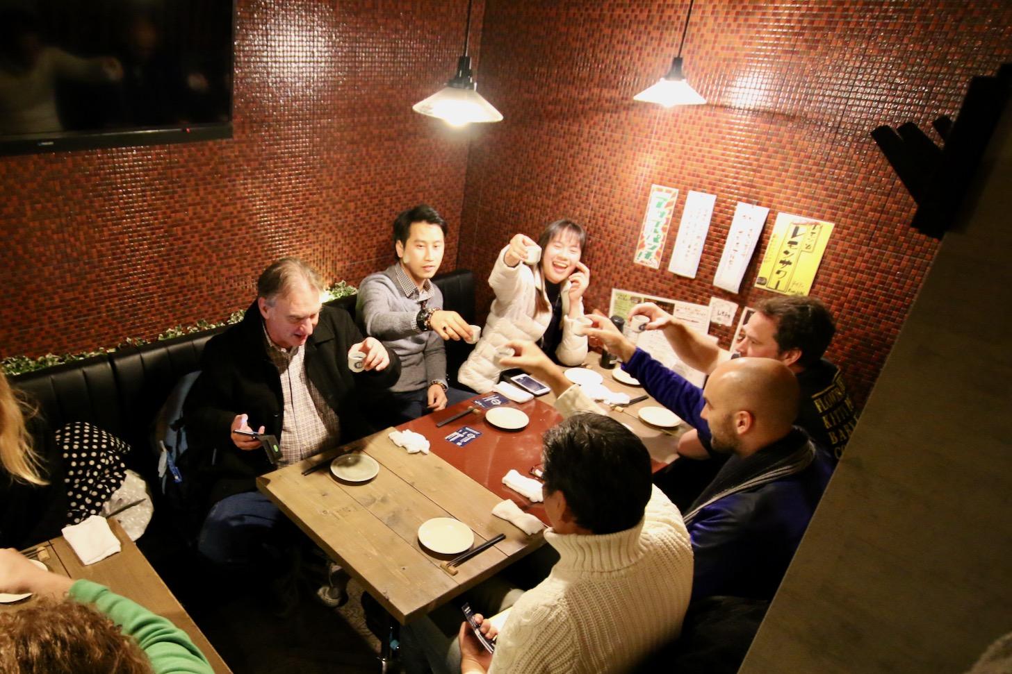 東村山市の久米川駅周辺で毎年3月に行われている飲み歩きイベント「のみむら」を特別に体験