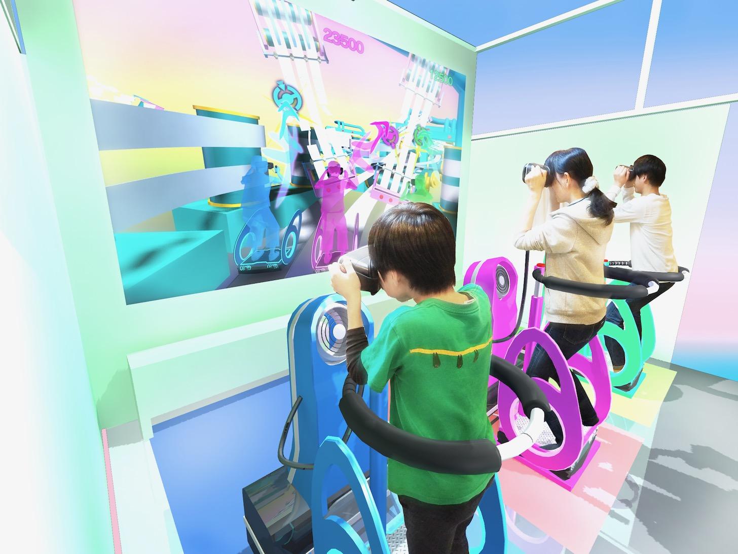 3月6日(金)に大型リニューアルオープンする「グッジョバ!!」