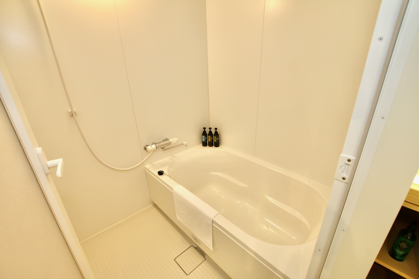 LINK FOREST ツインルーム(広さ31㎡/10室)バスルーム