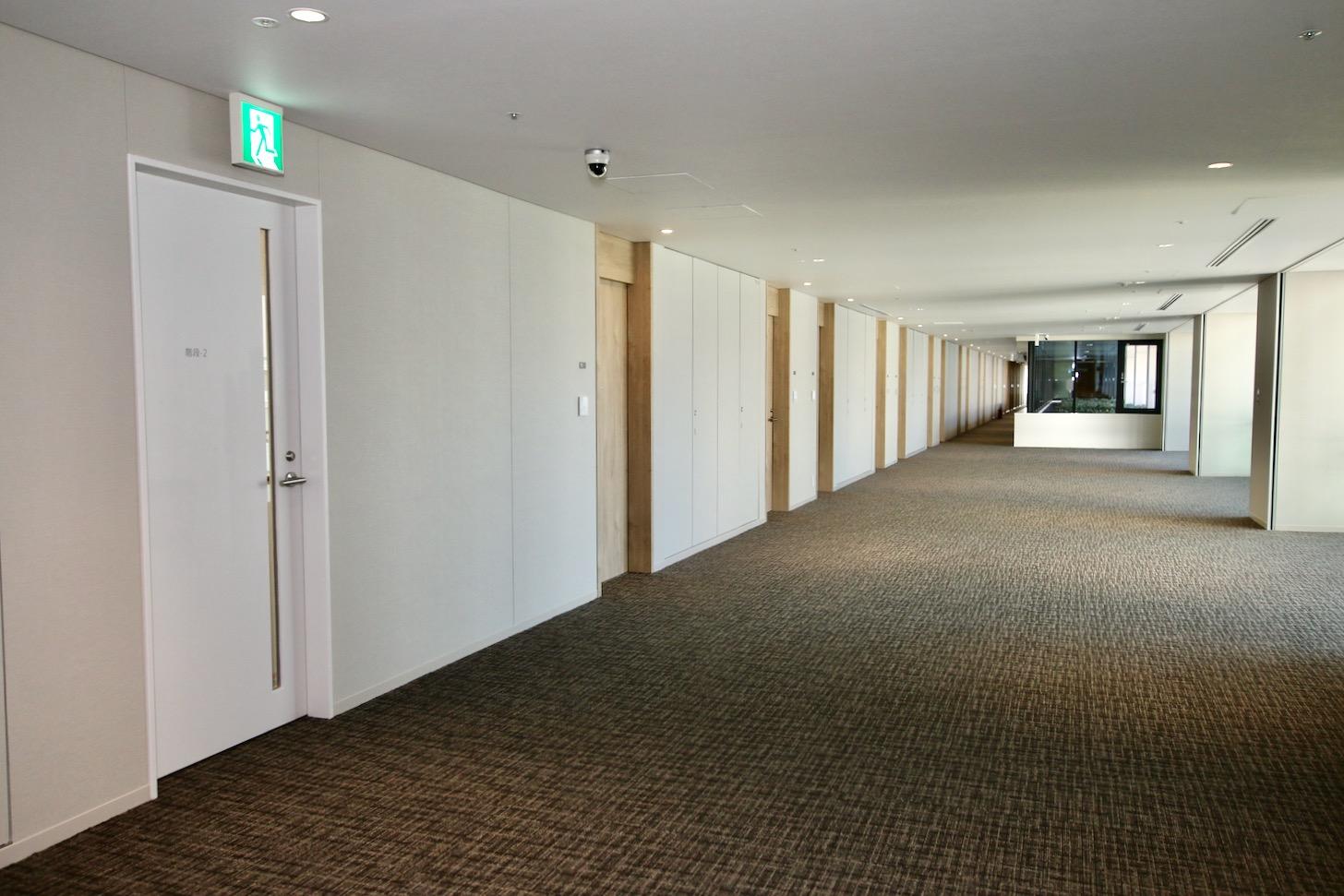 LINK FORETS 5階6階 宿泊室・ラウンジ・ランドリー