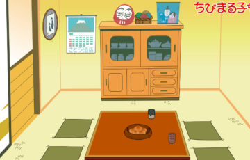 「ちびまる子ちゃん」©さくらプロダクション/日本アニメーション