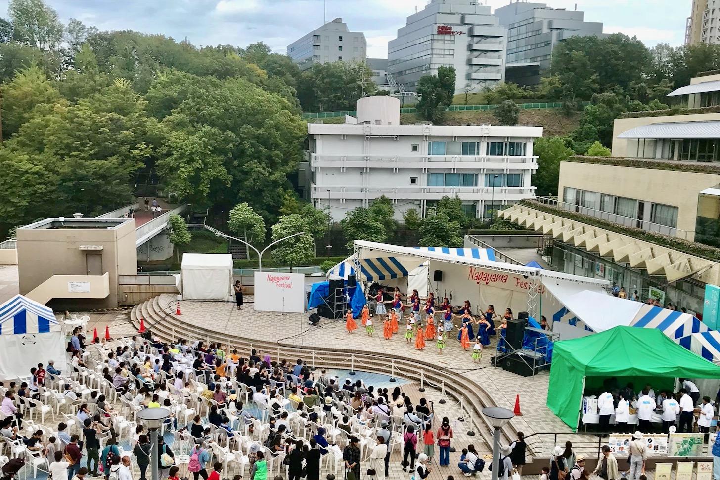 永山フェスティバル 過去開催時の様子