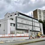 多摩消防署 新庁舎