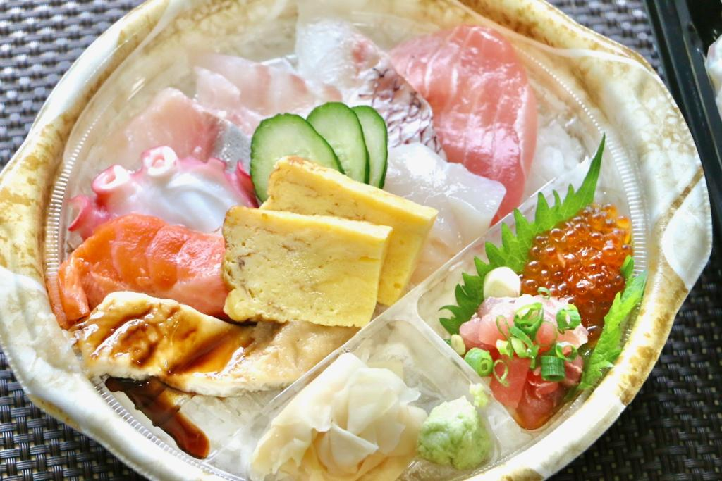 日本海庄や 自慢の海鮮丼
