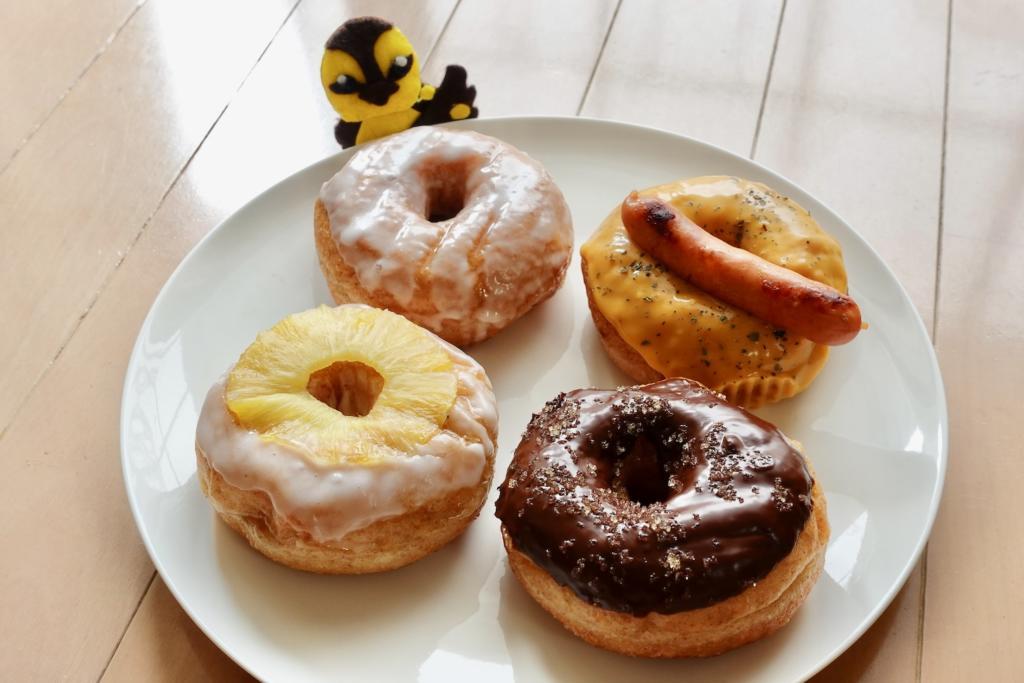 聖蹟桜ヶ丘「ハグジードーナツ」で個性的な手作りドーナツをテイクアウトしてきた