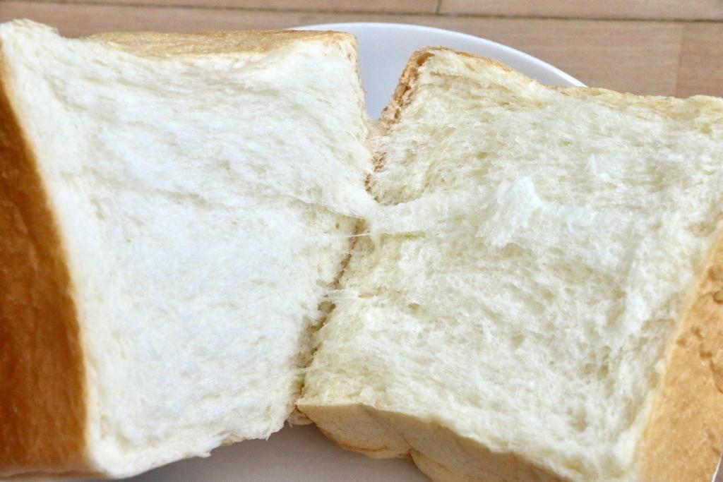高級クリーミー生食パン