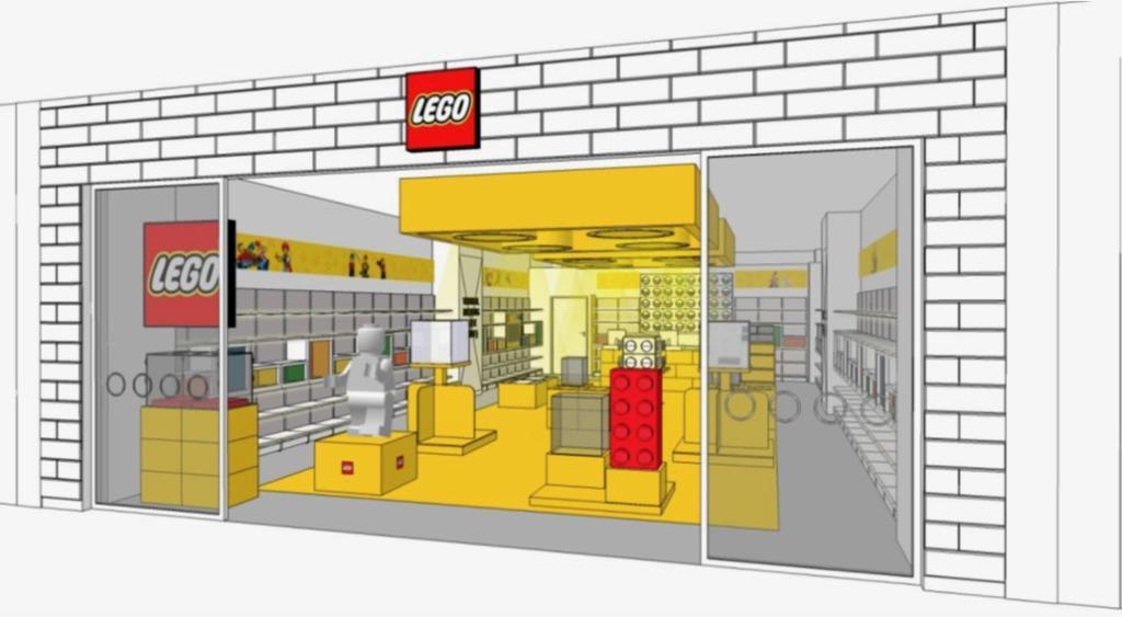 ららぽーと立川立飛に「レゴ ストア立川立飛店」が10/31(土)にオープン
