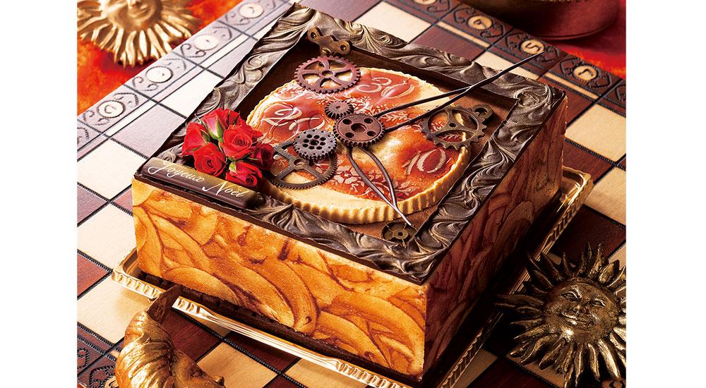開業30周年記念特別ケーキ『イストワール』