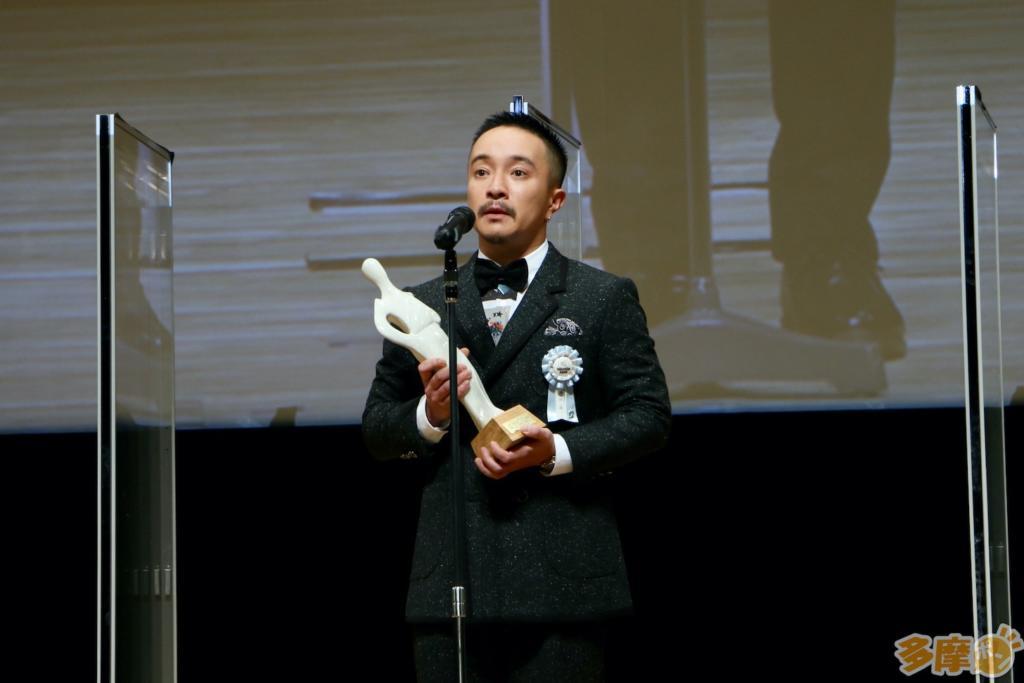 濱田岳さん(最優秀男優賞)