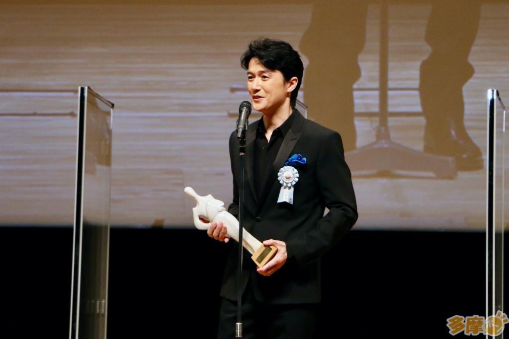 福山雅治さん(最優秀男優賞)