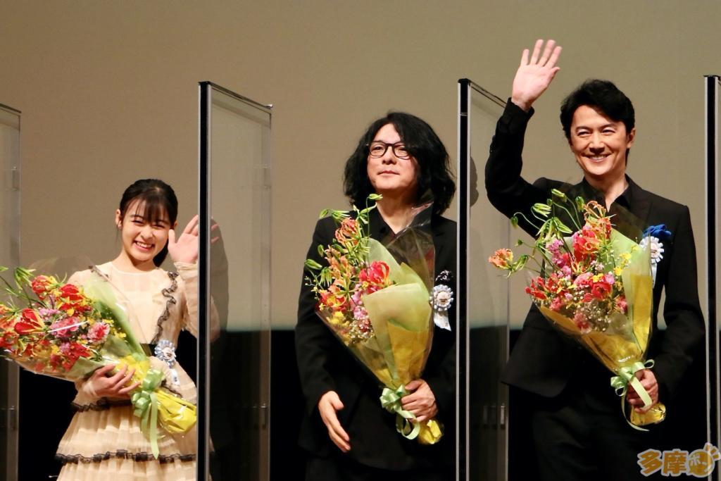 福山雅治さんが最優秀男優賞!森七菜さん、岩井俊二監督と『ラストレター』撮影秘話を語る